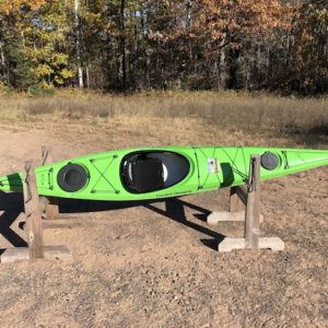 Current Designs Raven – Youth Kayak – Green or Yellow (NOS)