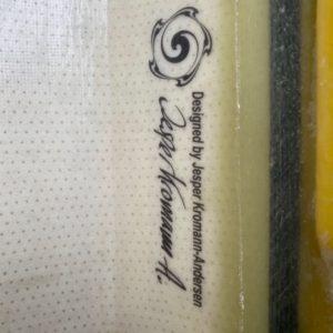Current Designs Prana LV – Fiberglass – Yellow over Smoke – Blem
