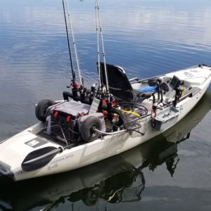 Hobie Mirage Pro Angler 14 Kayak – Camo Package