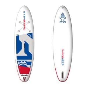 Starboard iGo Zen Stand Up Paddle Board plus FREE Venture Paddle!