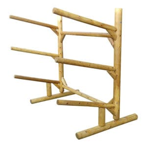 Rack – Three Place Log Rack