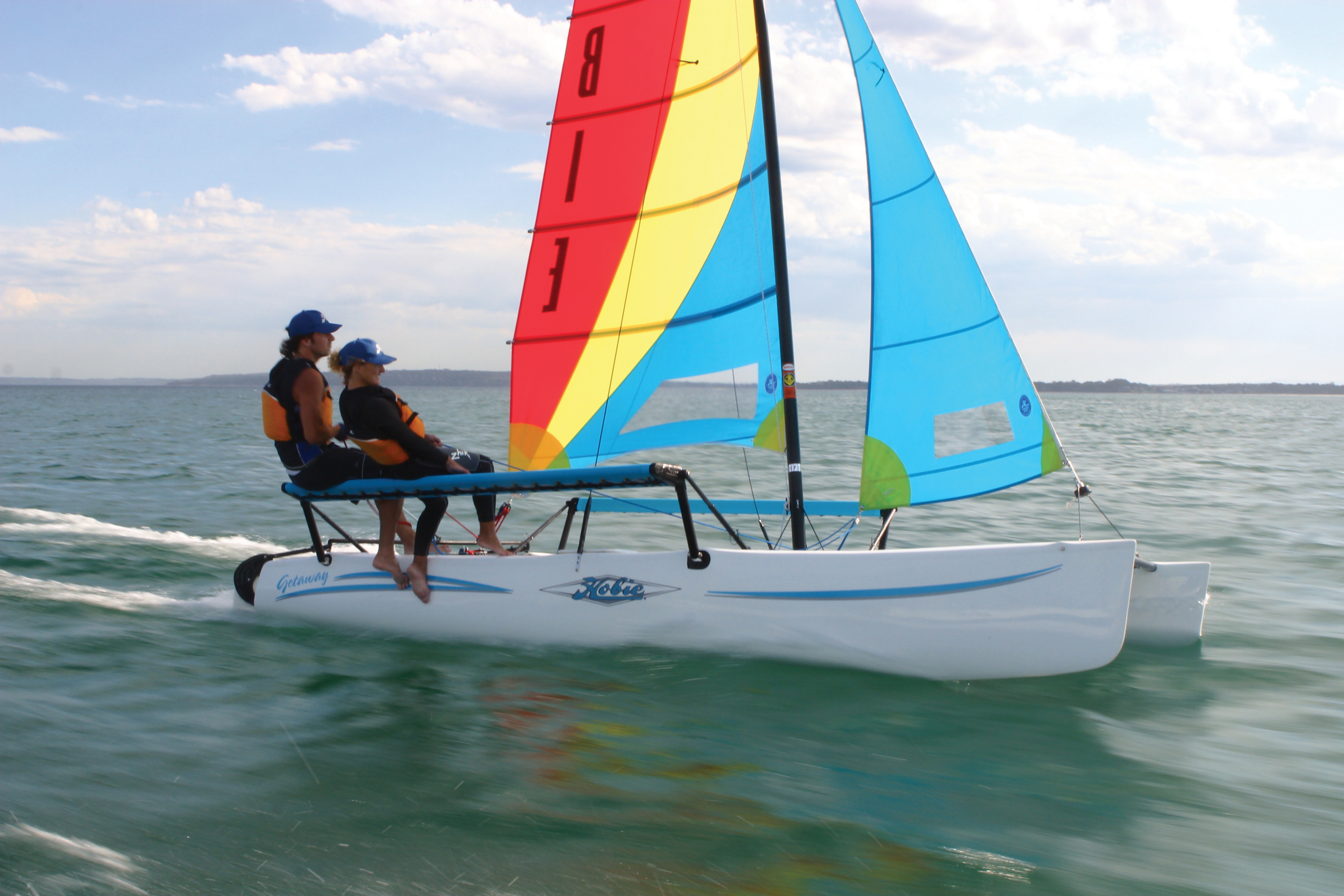 Outfitting - Hobie Cat Getaway Wing Seats