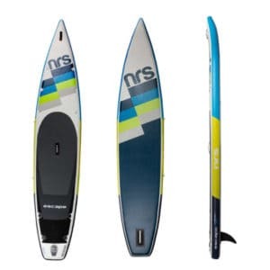 NRS Escape 12'6″ Inflatable Stand Up Paddle Board (SUP)