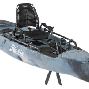 Hobie Mirage Pro Angler 12 – 360 Drive Technology and Kick-Up Fins – ALL NEW FOR 2020!