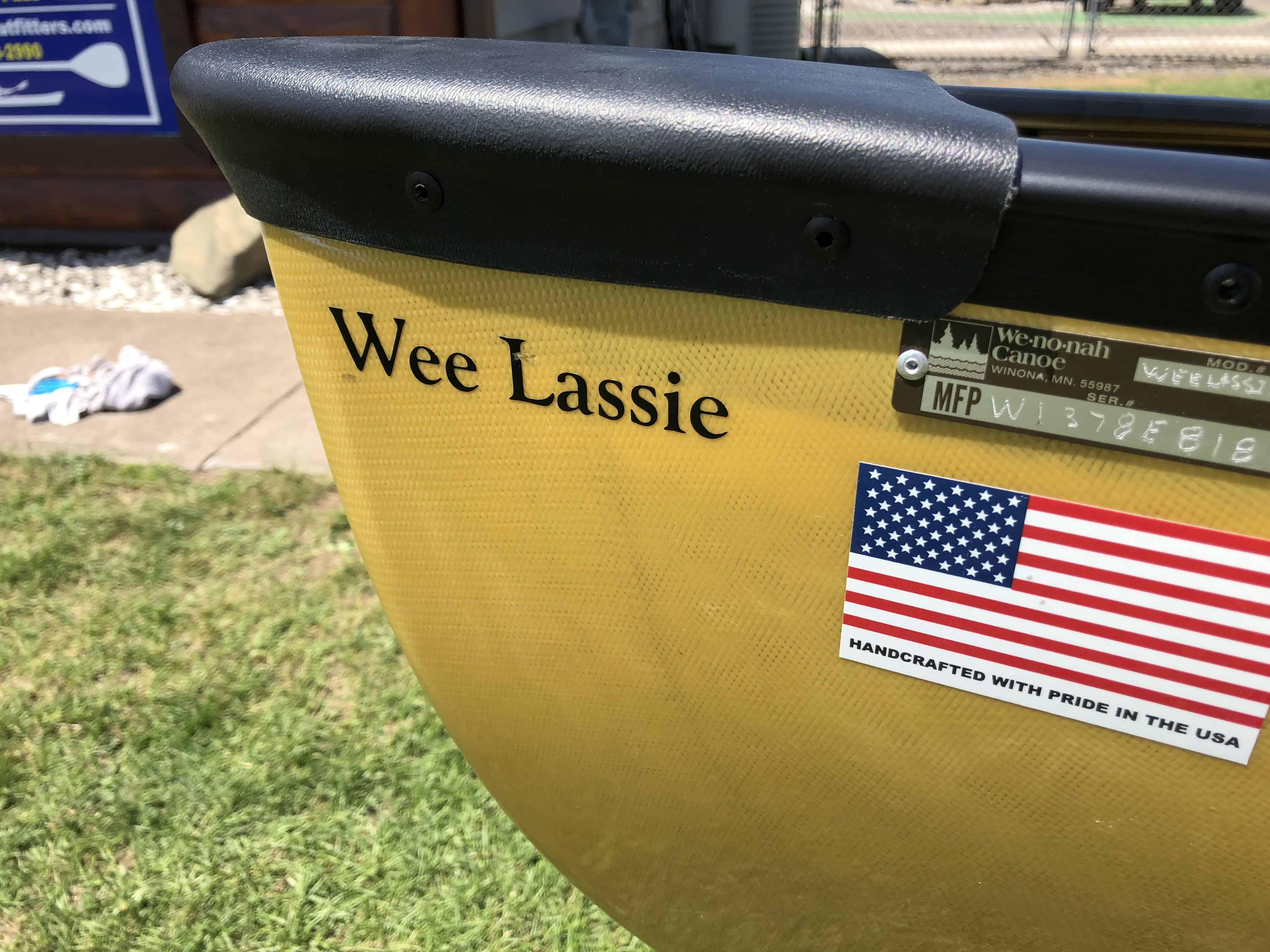Wenonah Wee Lassie - 12'6