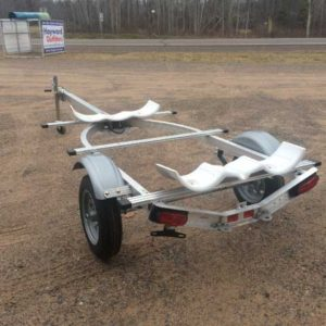 Trailer – Triton KL Base Trailer with a Hobie Pro Angler or Outback Cradle Set