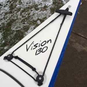 Current Designs Vision 130 – Hybrid – Blue or Red