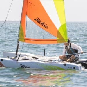 Hobie Cat Wave Sailboat – Martinique