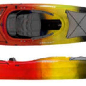 Dagger Axis 12.0 – Crossover Multiwater River Kayak