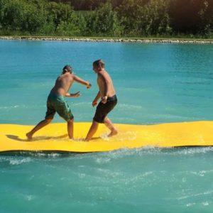 Paradise Pad – Foam Water Pad – 6′ x 18′ x 1.5″