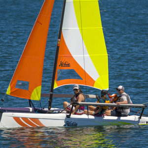 Hobie Cat Getaway Sail Boat – Martinique