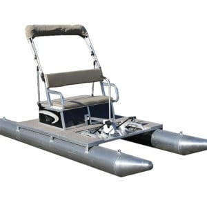 Paddle King PK3000 – 2-Person Pedal Boat Package
