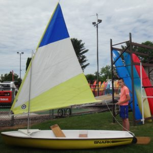2013 Snark Sunflower Sailboat – Used – Excellent Condition!