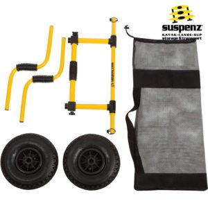 Suspenz Sit on Top Airless Cart