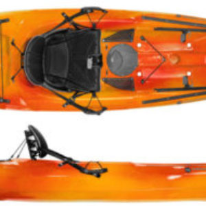 Wilderness Systems Tarpon 10.0 – Sit on Top Kayak