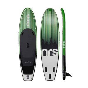 NRS Thrive 10'3″ Inflatable Stand Up Paddle Board (SUP)