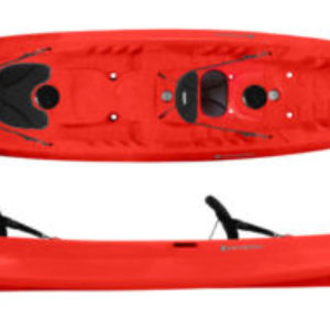 Perception Tribe 13.5 – Tandem Sit On Top Kayak